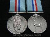 FULL SIZE RHODESIA MEDAL 1980 REPLACEMENT COPY